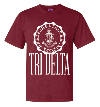 Tau Gamma Phi T Shirt Design | Live Sales University Tees